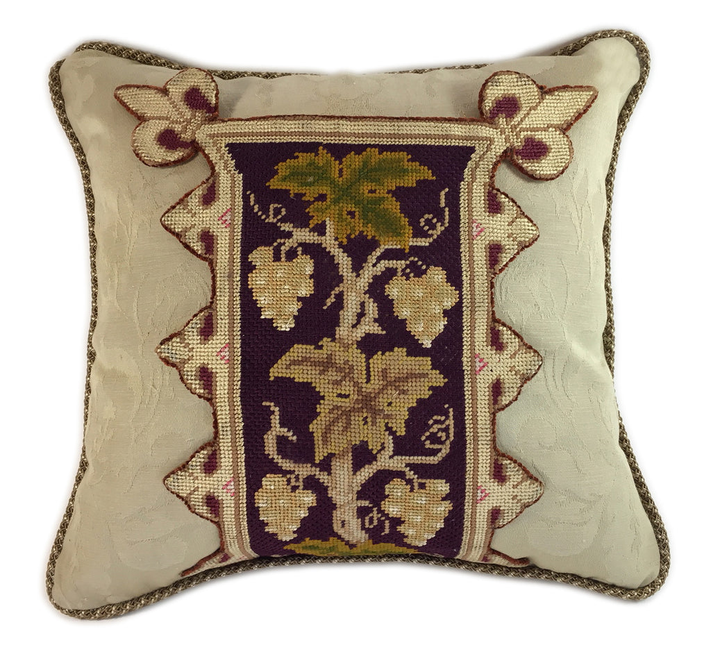 Tiny Silk Treasure Pillow