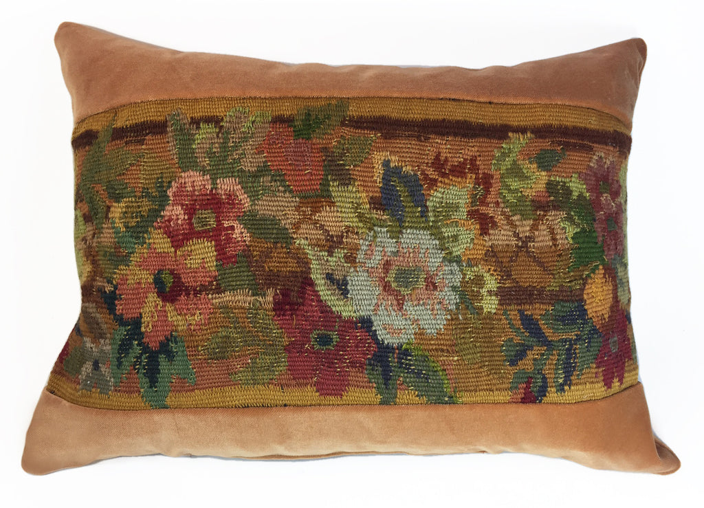 Aubusson Fragment Pillow