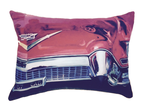 Red vintage Cadillac - 25% OFF