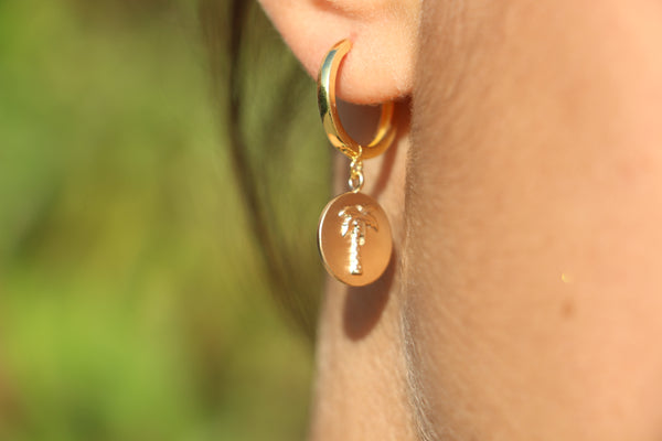 Palm Earring