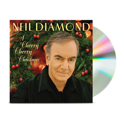 A Cherry Cherry Christmas CD