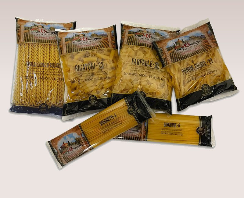 Uncle G's Dried Pastas