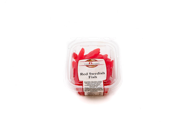 Red Swedish Fish