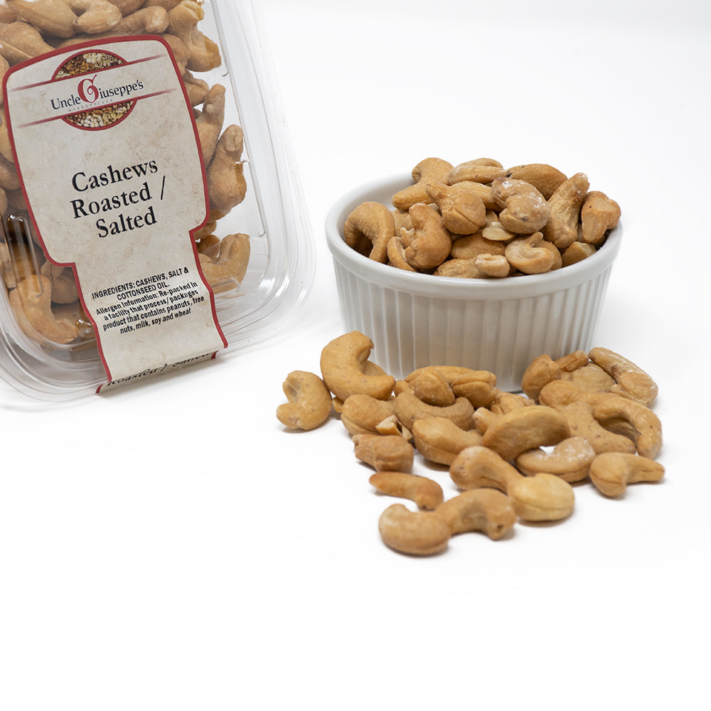 Cashews Roasted/ Salted