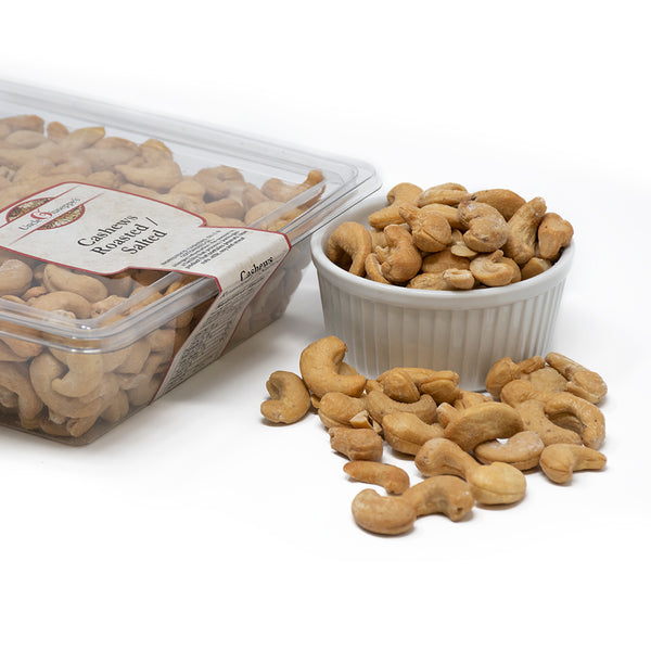 Cashews Roasted/ Salted (Large)