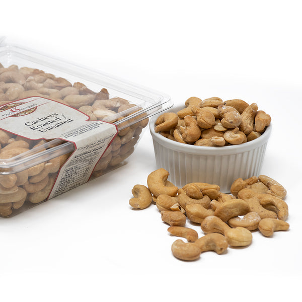 Cashews Roasted/ Unsalted