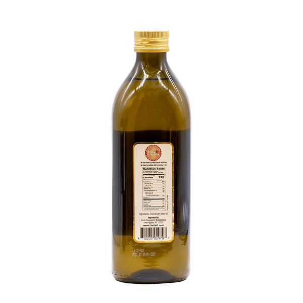 Uncle Giuseppe's First Cold Pressed Extra Virgin Olive Oil