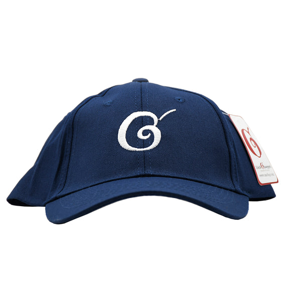 Uncle Giuseppe's Navy Blue Logo Hat