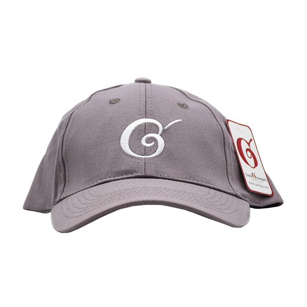 Uncle Giuseppe's Gray Logo Hat