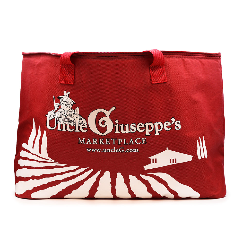 Uncle G's Insulated Grocery Tote