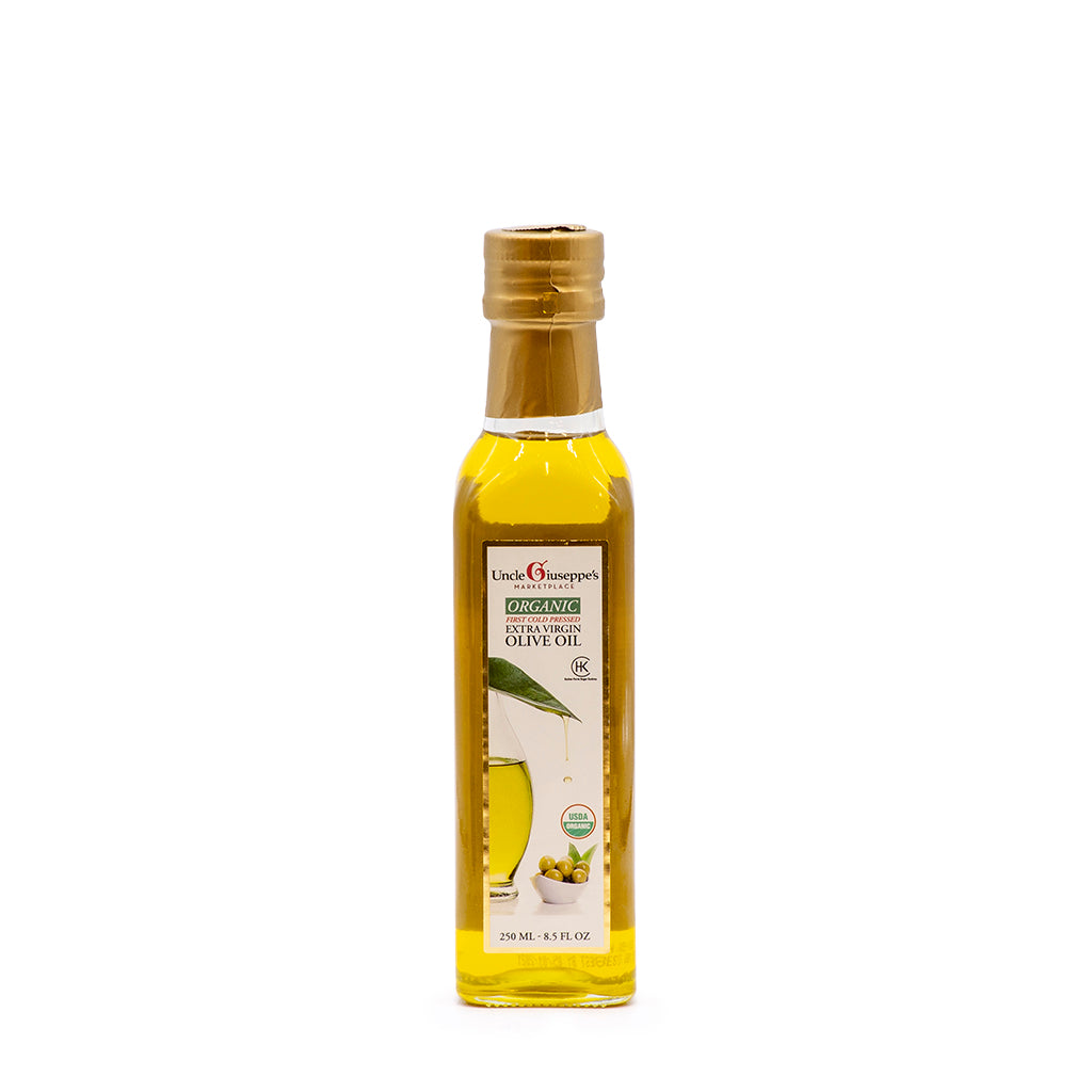 Uncle Giuseppe's Organic First Cold Pressed Extra Virgin Olive Oil