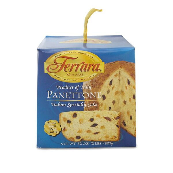 Ferrara Panettone Available During Easter Christmas Time Only
