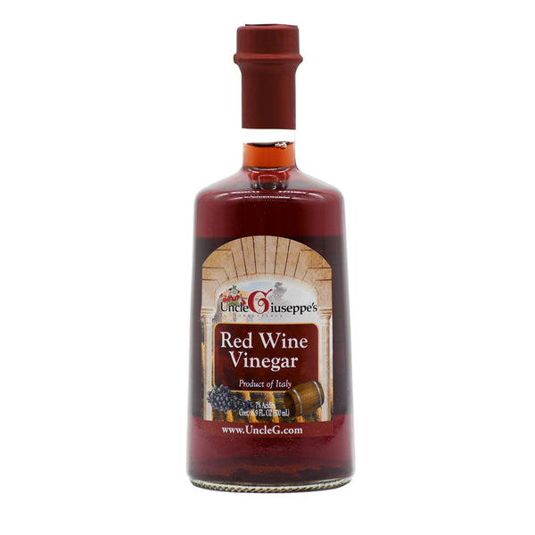 Uncle Giuseppe's Red Wine Vinegar
