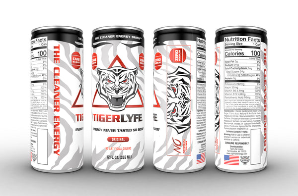 TigerLyfe Original 12 Pack