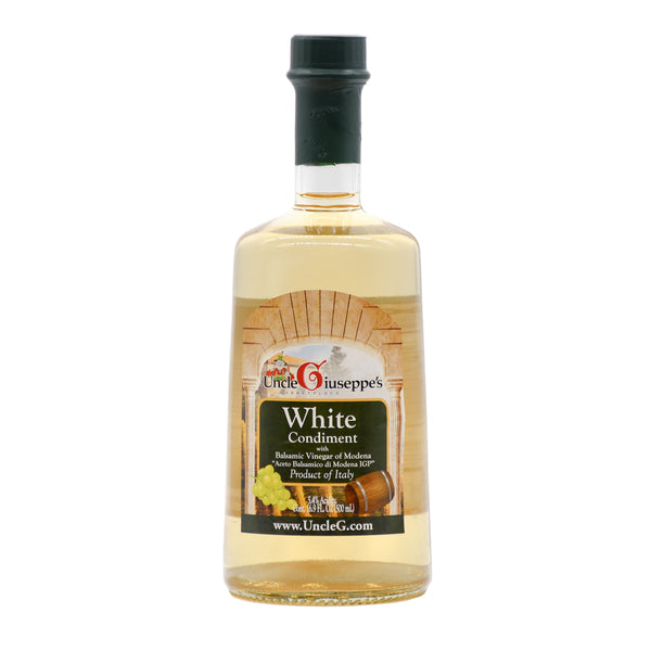 Uncle Giuseppe's White Balsamic Vinegar