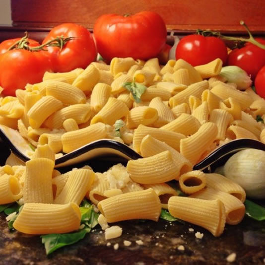 Fresh Rigatoni - Uncle Giuseppe's
