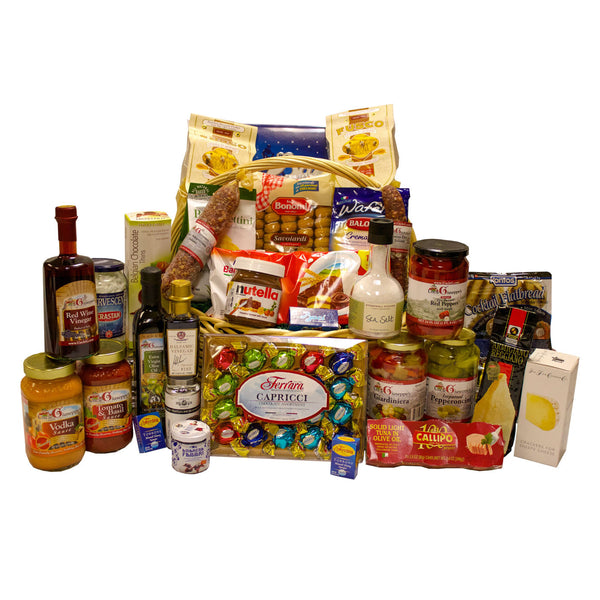 Gift baskets uncle giuseppes marketplace ultimate gourmet italian gift basket negle Images