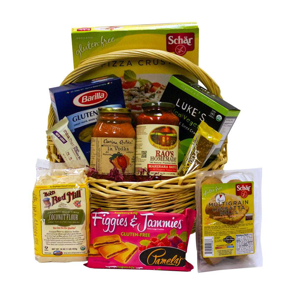 Gluten free gift basket uncle giuseppes marketplace gluten free gift basket negle Choice Image