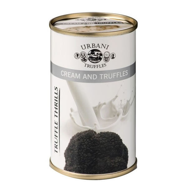 Urbani Truffles, Truffle Thrills, Cream and Truffles