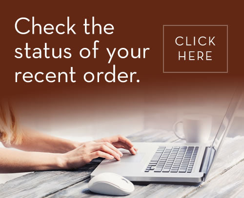 Sign in to check your order status