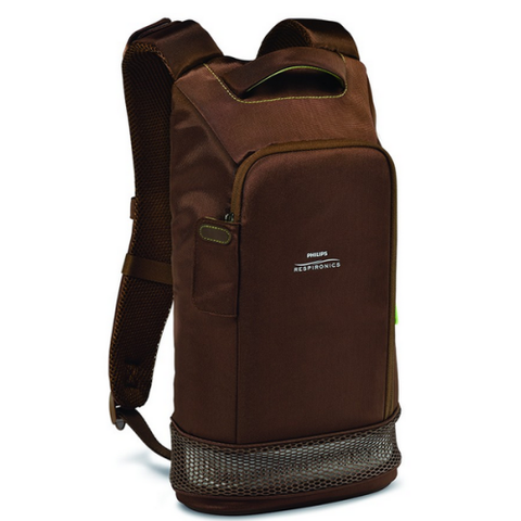 Philips Respironics SimplyGo Mini Brown Backpack