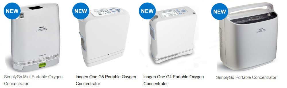 Stay Active with our Portable Oxygen Concentrators!
