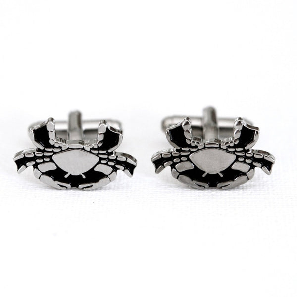 Cancer Astrology Sign Cufflinks Birthday - MarkandMetal.com