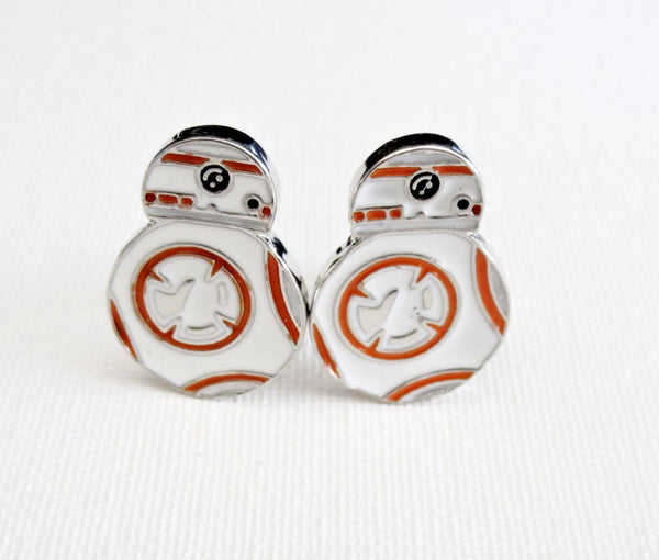 BB-8 Star Wars Cufflinks - Men's Accessories and gifts for him