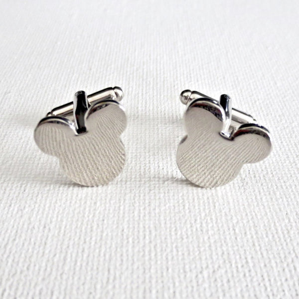Mickey Mouse Disney Cufflinks - MarkandMetal.com