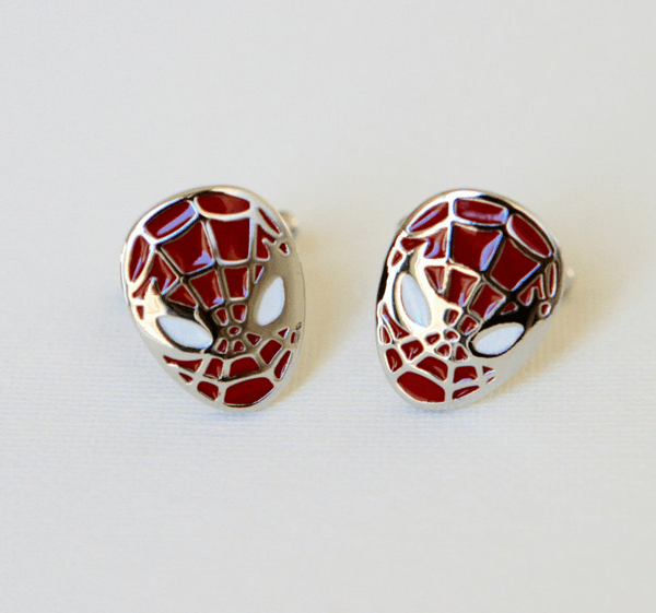 Spiderman Cufflinks - MarkandMetal.com