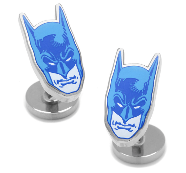 Batman Mask Cufflinks by DC COMICS - MarkandMetal.com