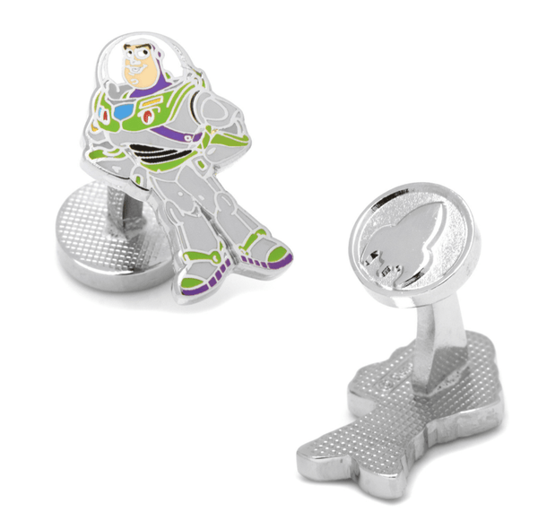 Buzz Lightyear Cufflinks BY DISNEY - MarkandMetal.com