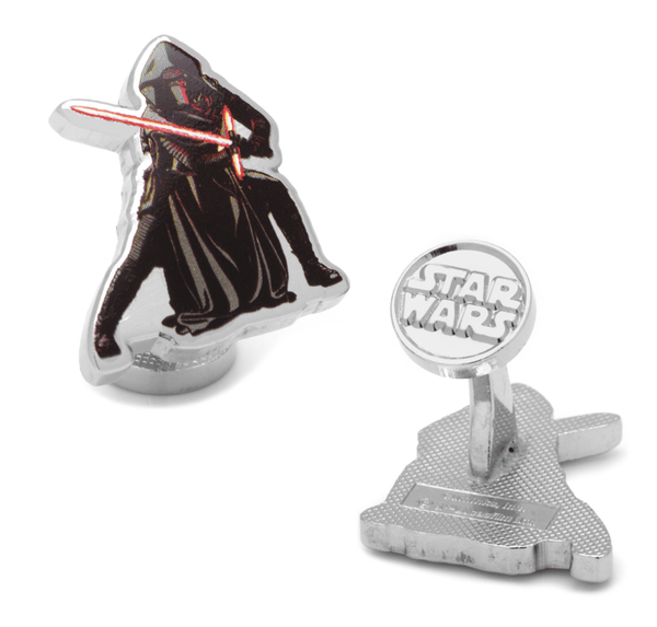 Kylo Ren Action Cufflinks BY STAR WARS - MarkandMetal.com