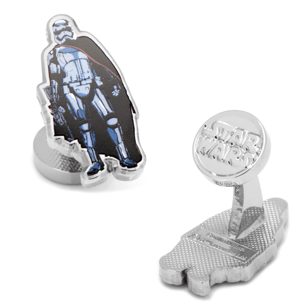 Captain Phasma Action Cufflinks BY STAR WARS - Men's Accessories and gifts for him