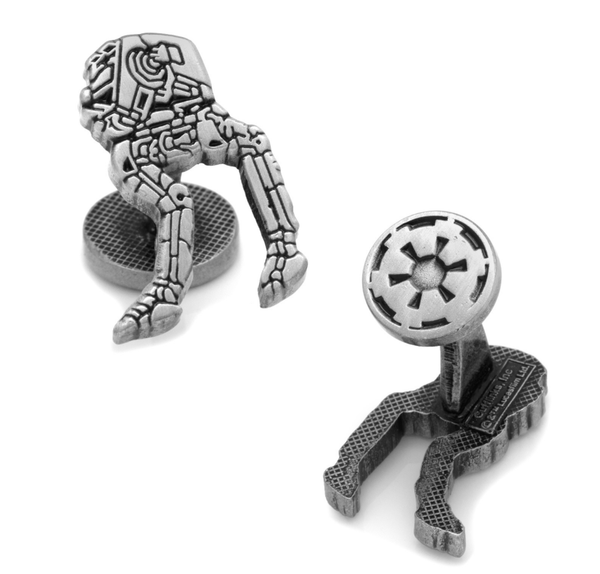 AT-ST Walker Cufflinks BY STAR WARS - MarkandMetal.com