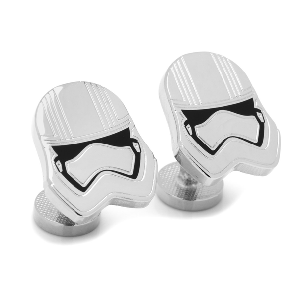 Captain Phasma Cufflinks BY STAR WARS - MarkandMetal.com