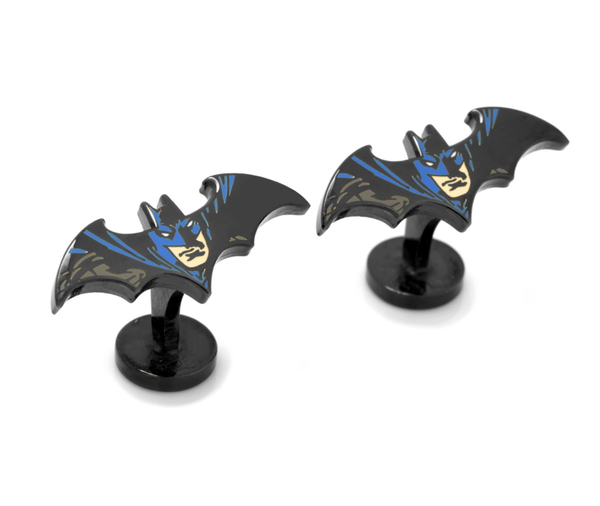Batman Justice League Cufflinks BY DC COMICS - Men's Accessories and gifts for him