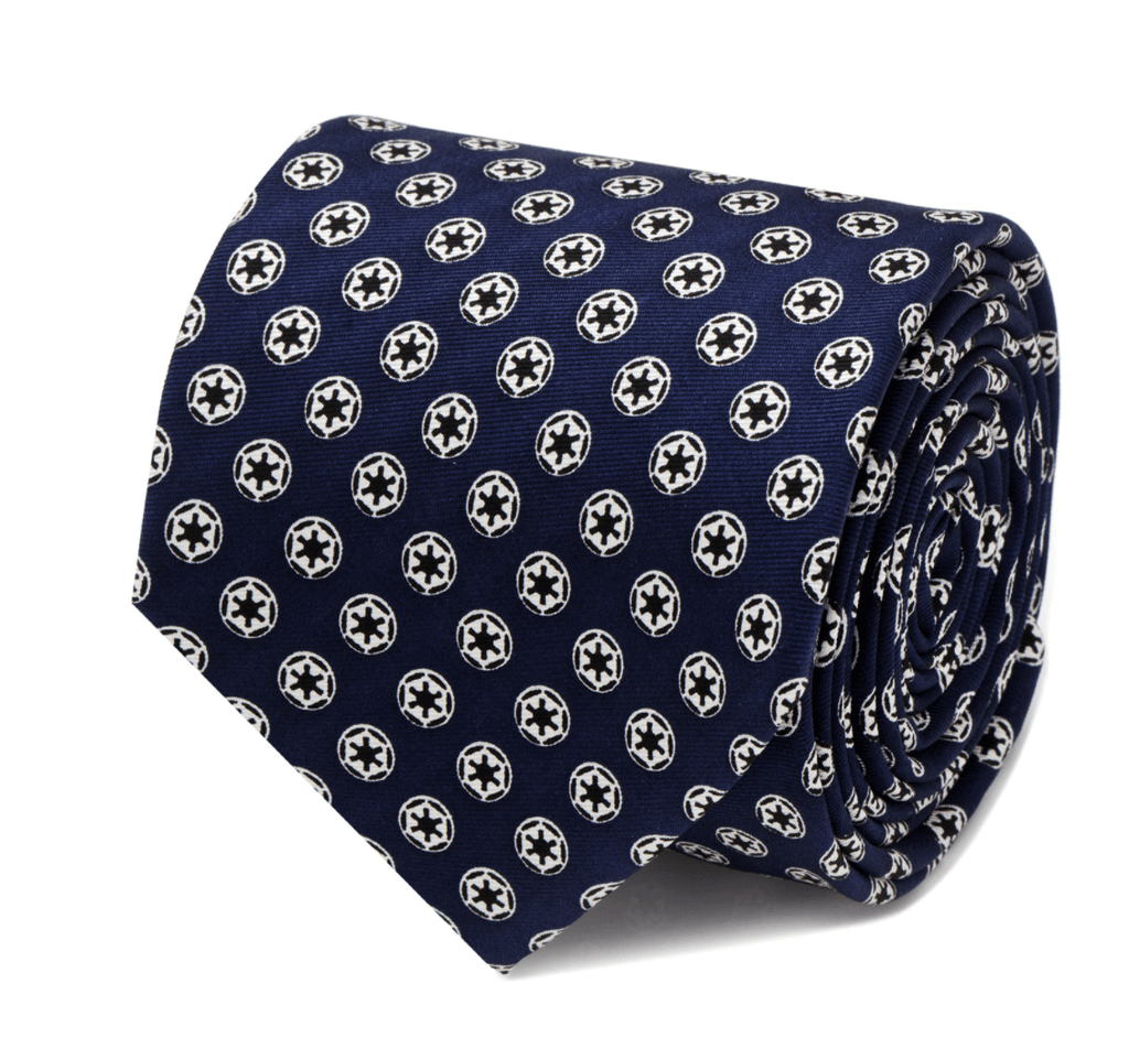 Imperial Navy Tie BY STAR WARS - MarkandMetal.com