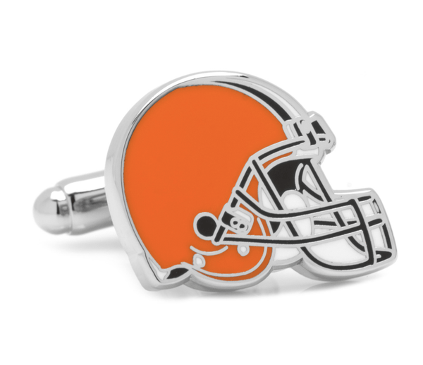 Cleveland Browns Cufflinks BY NFL - MarkandMetal.com