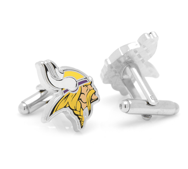 Minnesota Vikings Cufflinks BY NFL - MarkandMetal.com