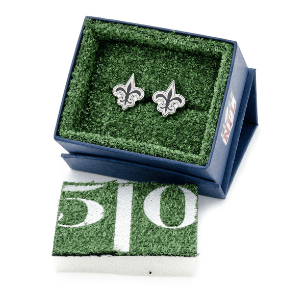 New Orleans Saints Cufflinks BY NFL - MarkandMetal.com