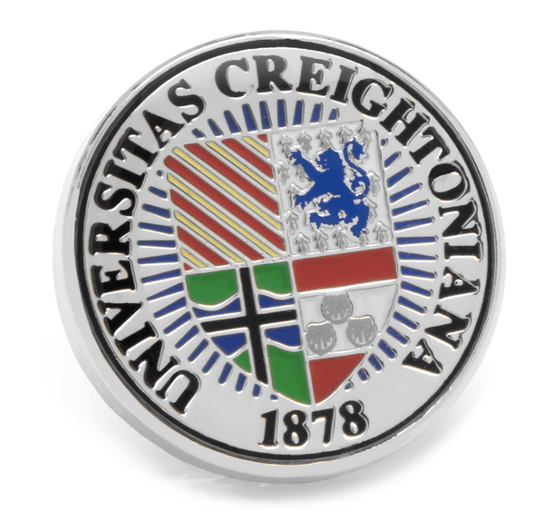 Creighton University Lapel Pin BY NCAA - Men's Accessories and gifts for him