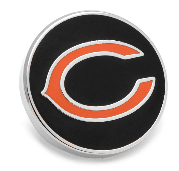 Chicago Bears Lapel Pin BY NFL - MarkandMetal.com