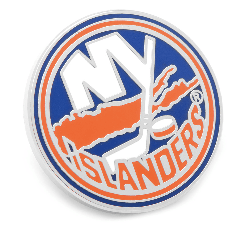 New York Islanders Lapel Pin BY NHL - MarkandMetal.com