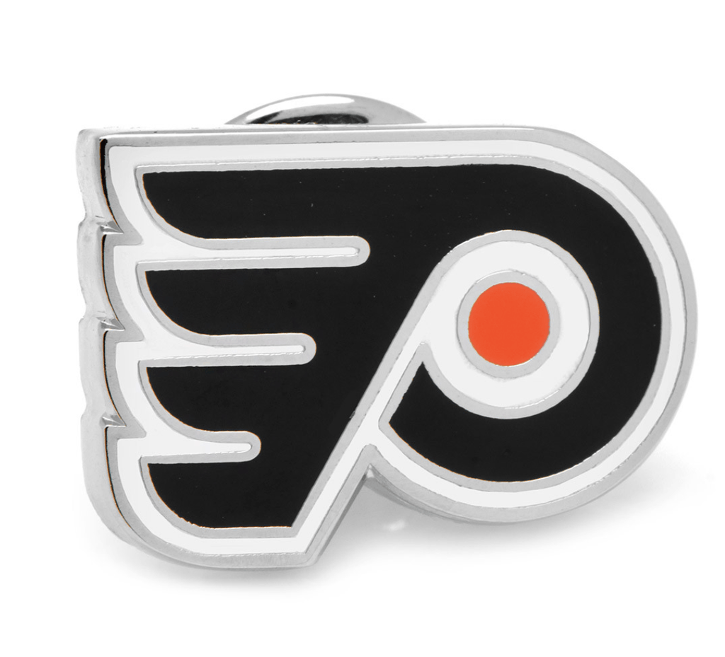 Philadelphia Flyers Lapel Pin BY NHL - MarkandMetal.com