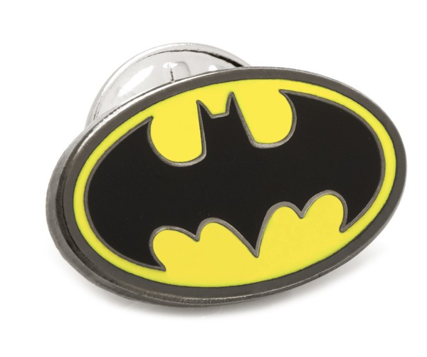 Batman Lapel Pin BY DC COMICS - MarkandMetal.com