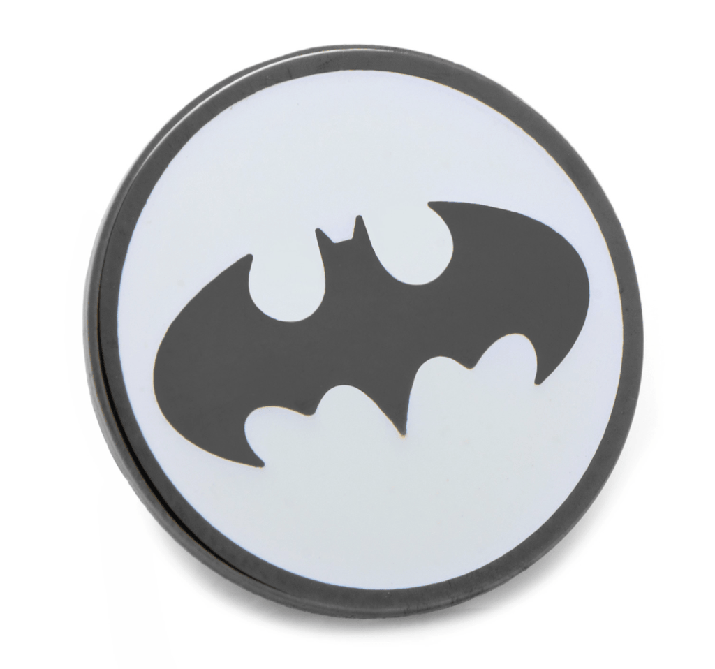 Batman Glow-in-the-Dark Lapel Pin BY DC COMICS - Men's Accessories and gifts for him
