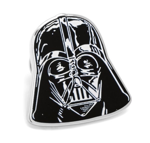 Darth Vader Lapel Pin BY STAR WARS - MarkandMetal.com