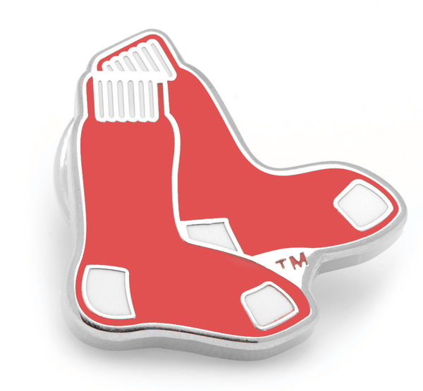 Boston Red Sox Lapel Pin BY MLB - MarkandMetal.com