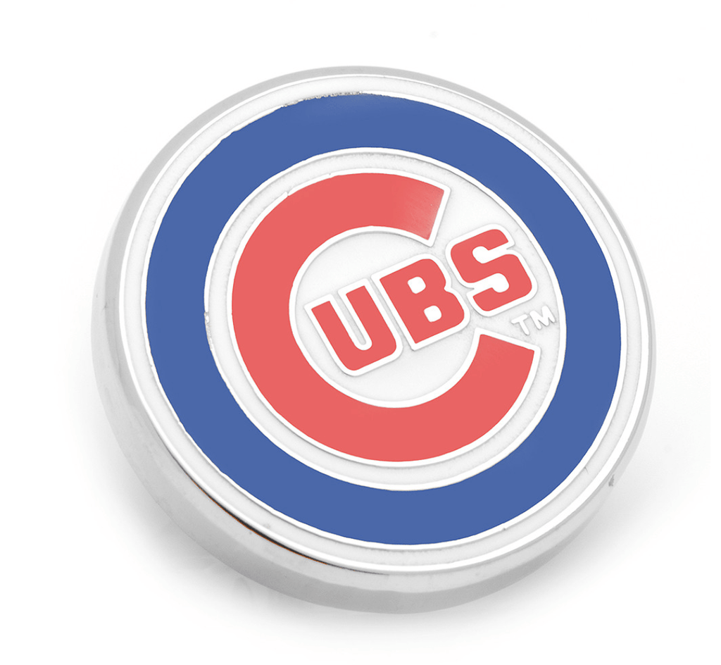Chicago Cubs Lapel Pin BY MLB - Groomsmen Groom Wedding Gift For Him